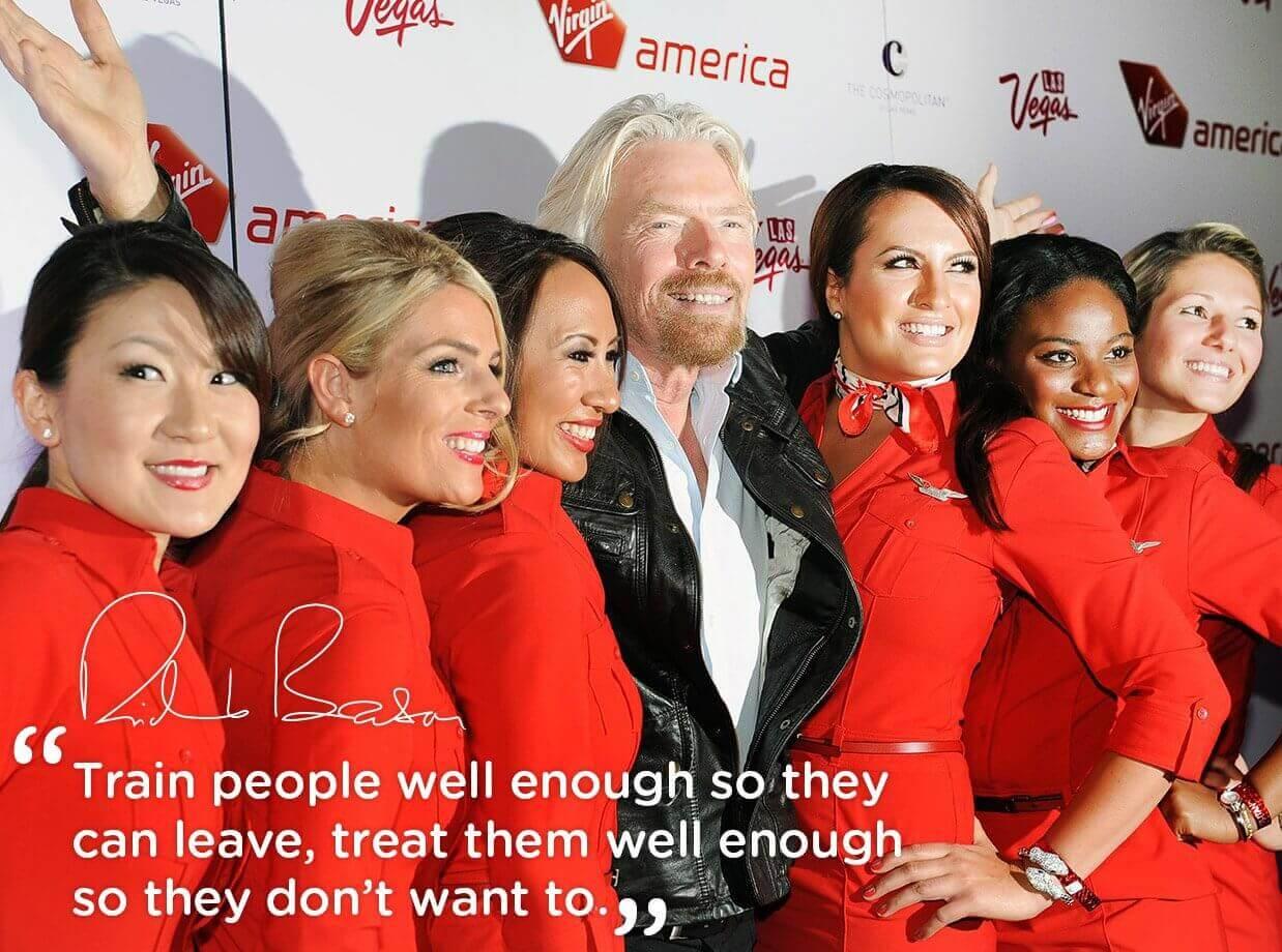 Richard Branson umiejętności dobrego lidera, które warto znać