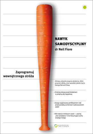 Nawyk samodyscypliny Neal Flore